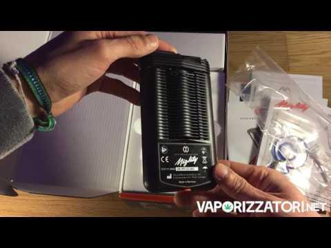 Vaporizzatore Mighty | Storz & Bickel – Come Funziona