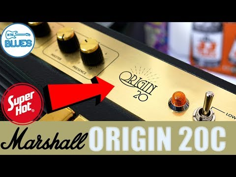 Marshall Origin 20C Amplifier Review - Is it better than the Origin 5?