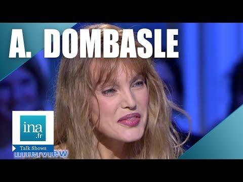 Interview Par amour Arielle Dombasle - Archive INA