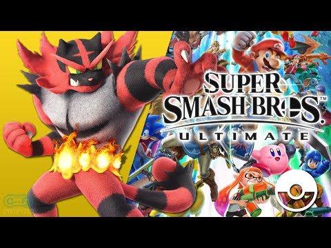 Battle E4 & SolgaleoLunala Pokémon SM New Remix - Super Smash Bros Ultimate Soundtrack