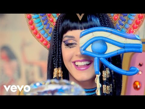 Katy Perry - Dark Horse (Official) ft. Juicy J from YouTube · Duration:  3 minutes 45 seconds