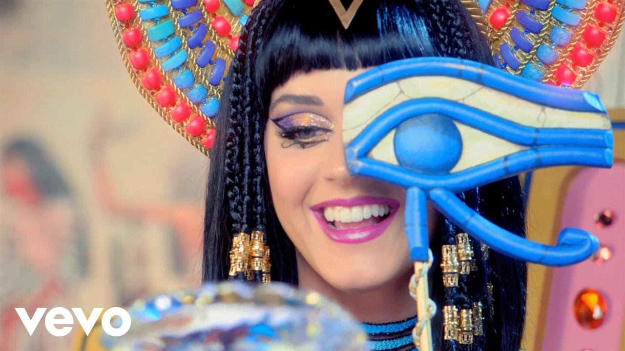 Katy Perry – Dark Horse Lyrics