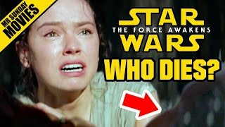 Who Dies In STAR WARS THE FORCE AWAKENS #StarWarsJacketSpeculation