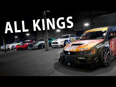 NFS 2015 - All Kings (21:9 / Cinematic / PC)