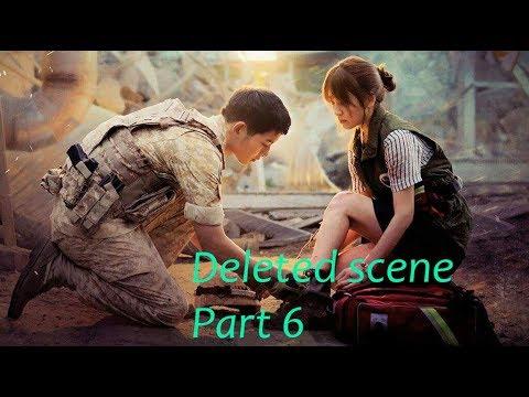 Song Joong Ki and Song Hye Kyo - Deleted Scene (DOTS) Part 6