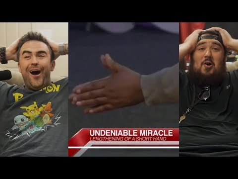 Man Grows Hand Meme Miracles - Meme Couch #33