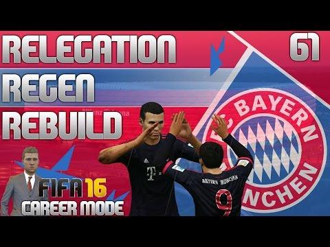 FIFA 16 Bayern Munich Career Mode - RRR - E61