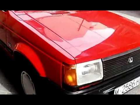 TALBOT HORIZON GLD de 1987  video 2
