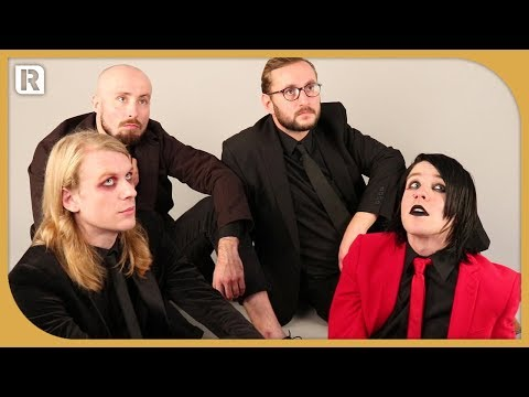 As It Is Interview: Behind The Scenes At Their Rock Sound Awards Cover Shoot Mp3