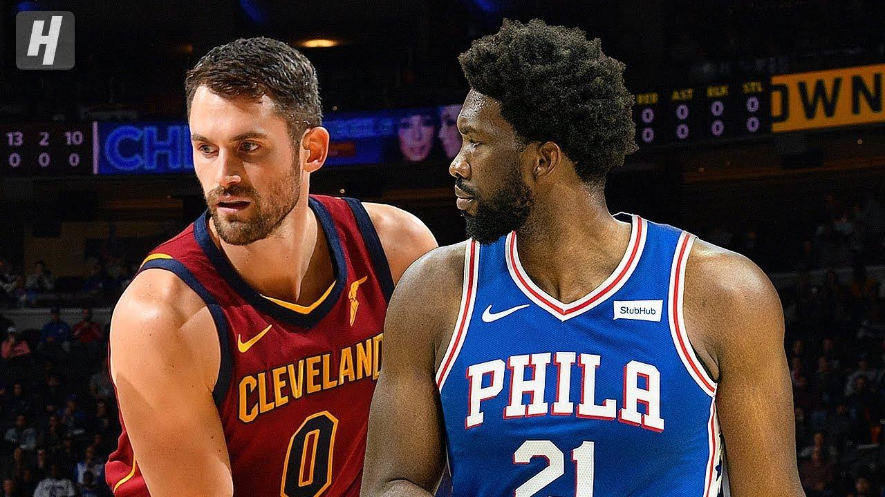 cavaliers vs 76ers - photo #11