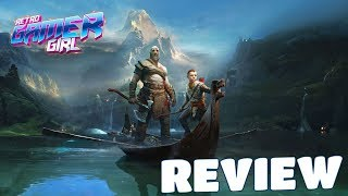 God of War for PlayStation 4 game Review | Retro Gamer Girl