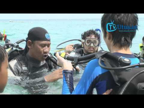 ED Scuba-UMT-Tourism Malaysia Marine Camp Pulau Bidong 2012