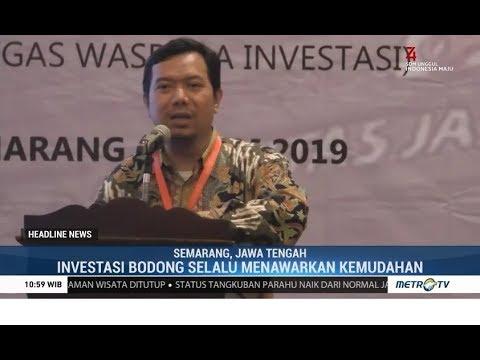 Mengejtkan Kerugian Akibat Investasi Bodong Capai Rp105 T Youtube