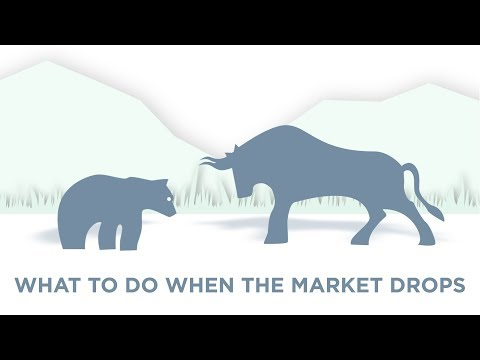 What to Do When Markets Drop
