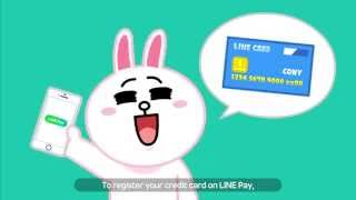 LINE PAY - Tutorial - Resist, Transfer (EN)