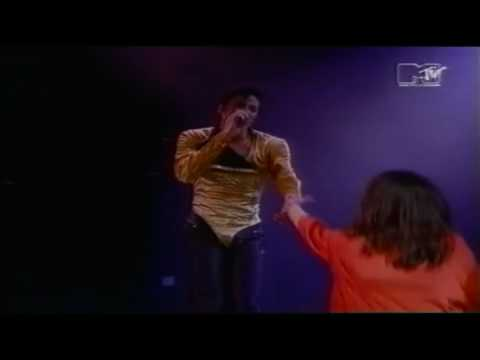 Michael Jackson She's Out Of My Life  London 1992 High Definition HD
