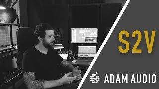 ADAM Audio   In the Studio with Producer/DJ Matt Hand