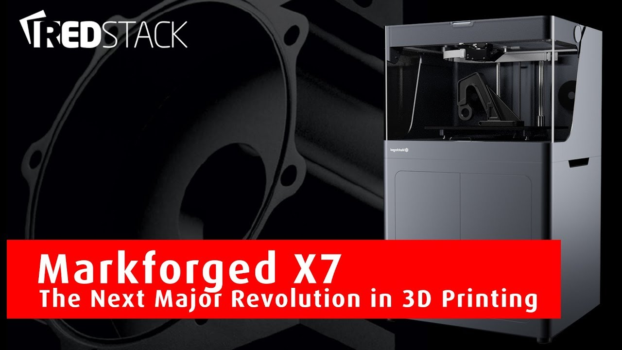 Markforged X7 - Industrial 3D Printer