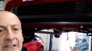 """FIAT MOBI : Nos hemos llevado una """"Decepción"""" al ver que no trae barra estabilizadora"""