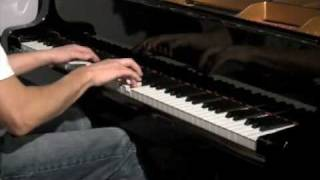 Prelude/Angry Young Man piano solo