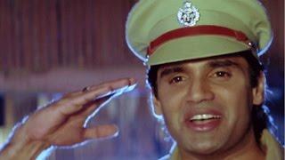 Sunil Shetty, Anjana Mumtaz, Balwaan - Scene 10/24