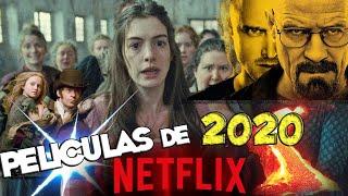 10 MEJORES Y NUEVAS PELÍCULAS en NETFLIX 2020 ???????????? (con Trailers)
