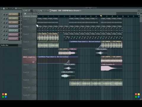 Dutch house music fl studio 10 with flp file youtube for Dutch house music