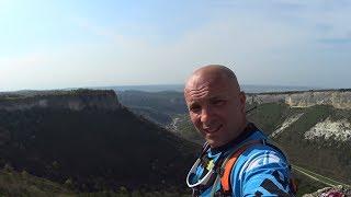Discovery Крым.Мангуп на велосипеде