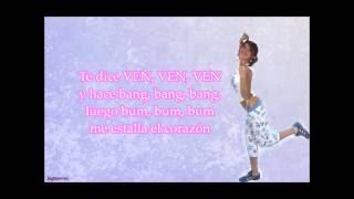 Karen Paola - Ven, Ven, Ven