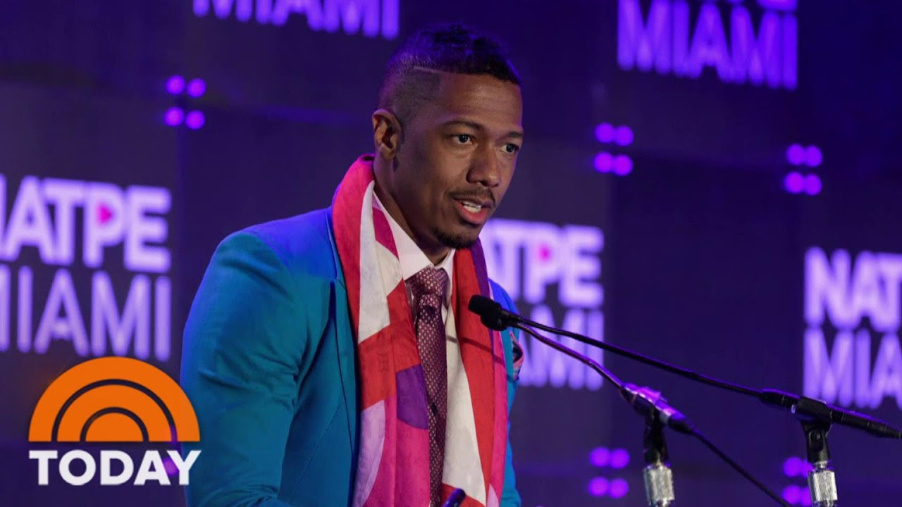 Nick Cannon Fired From ViacomCBS After Anti-Semitic Remarks Made On Podcast | TODAY