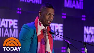 Nick Cannon Fired From ViacomCBS After Anti-Semitic Remarks Made On Podcast   TODAY