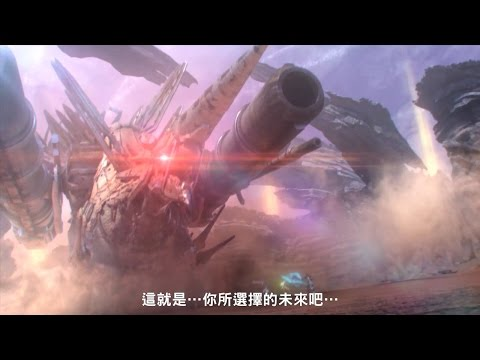 【夢幻之星 NOVA】宣傳影片