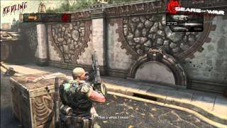 Gears of War Judgment - Seahorse Hills - Section 4 /Xbox 360/ (HUN)