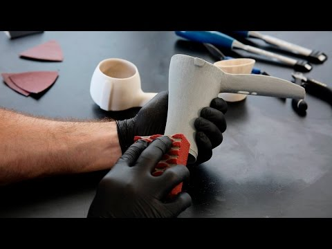 MakerBot Learning | Post-Processing: Sanding
