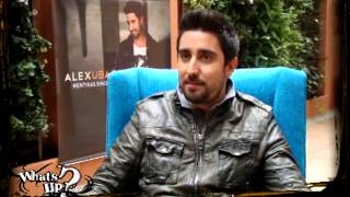 Alex Ubago - Entrevista  -  Julio 2013 -  Revista What's Up