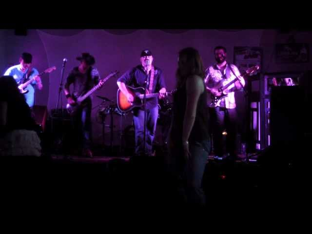 "Country Wide performing Eric Church's ""Creepin"" At Mr B's Lounge in Troutdale, Oregon"