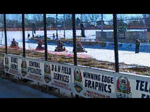 Viking speedway oval race.