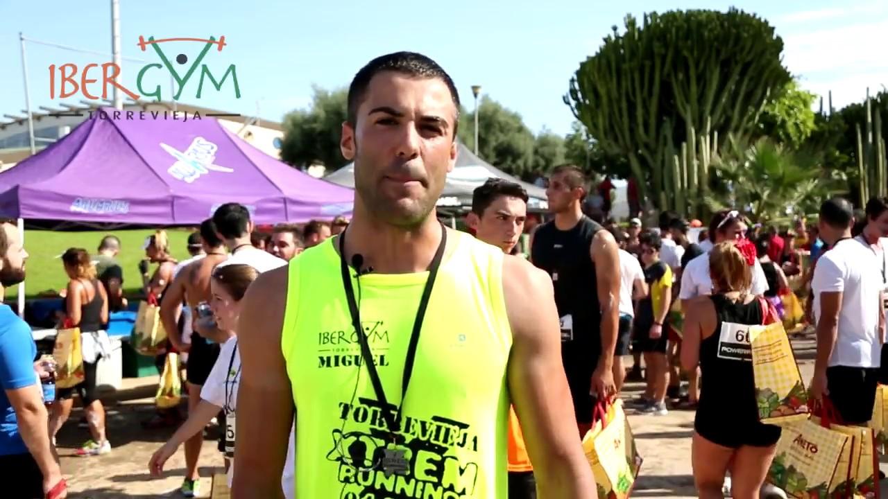Xtreme running torrevieja gimnasio ibergym youtube for Gimnasio torrevieja