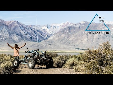 John Jackson's 'Air Time' EP 1 - Life's a ditch | TransWorld SNOWboarding