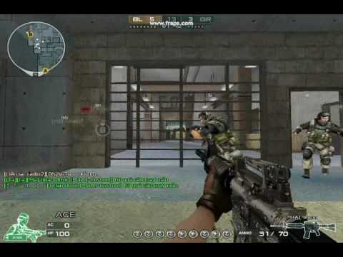 Crossfire dot kick cf vietnam.wmv