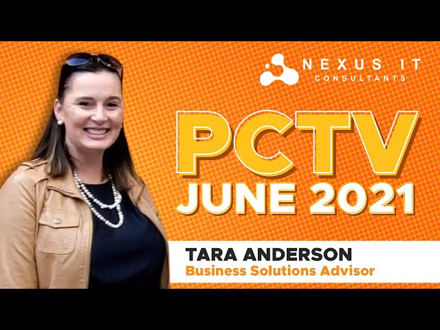 Tech Has A Diversity Problem: Lack of Women In Cybersecurity | Tara Anderson | PCTV with Nexus IT |