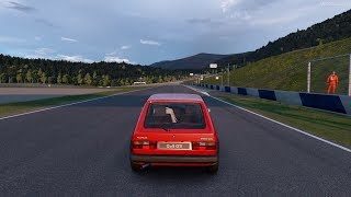 Gran Turismo Sport - Volkswagen Golf I GTI '83 Gameplay [4K PS4 Pro]
