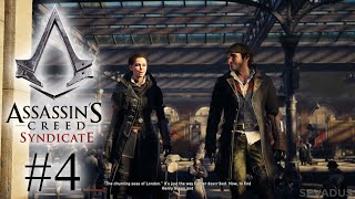 Assassin's Creed: Syndicate - Episode 4 - To London!