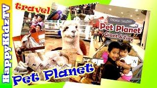 งานสัตว์โลกน่ารัก-ที่ซีคอนบางแคร์-พี่แชมป์-น้องปานตะวัน-happykidztv