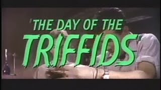 The Day Of The Triffids (horror movie trailer) 1962