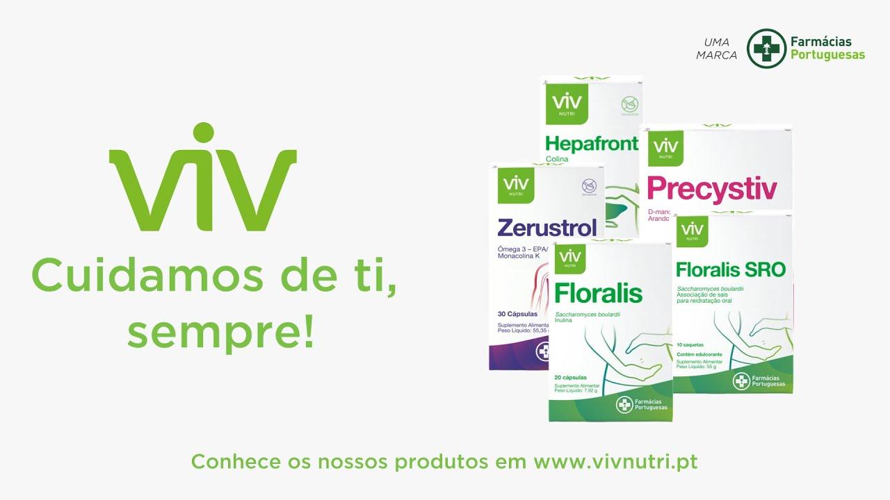 ViV Nutri - Cuidamos de ti, sempre!