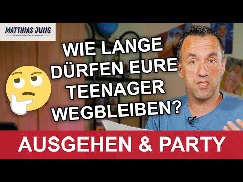 Wie lange dürfen Teenager ausgehen? - Im Pumakäfig mit Matthias Jung