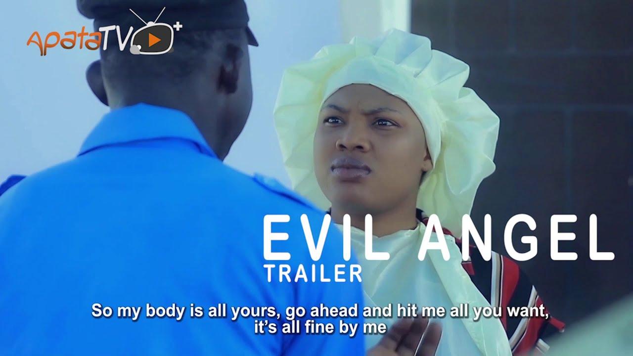 Download Evil Angel ( Angeli Ibi) Yoruba Movie 2021 Showing Next On ApataTV+