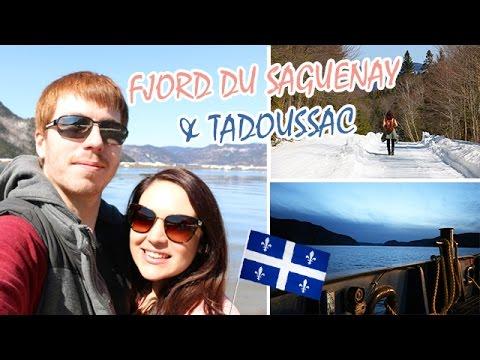 QUEBEC : Parc National Du Fjord Du Saguenay & Tadoussac