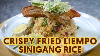 Crispy Liempo Sinigang Rice | Kanin Club Inspired | Panlasang Pinoy